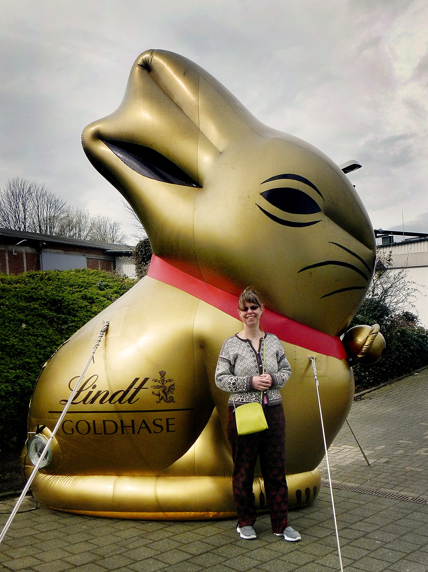 Lindt Hase