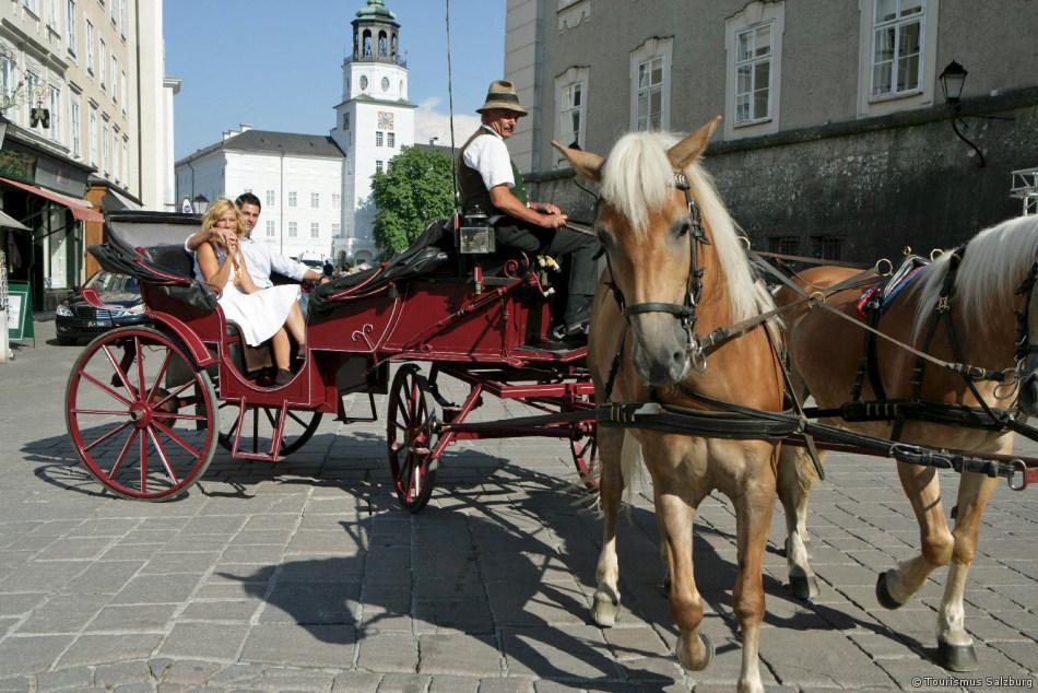 Salzburg Fiaker